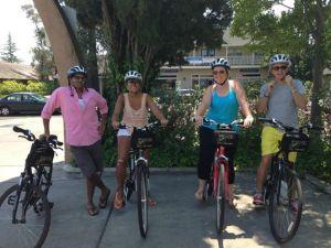 vineyard bikes